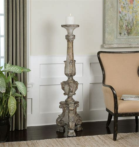 floor candle holders oversize 57 quot floor candle holder world