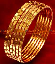 South Indian Gold Bangles Designs
