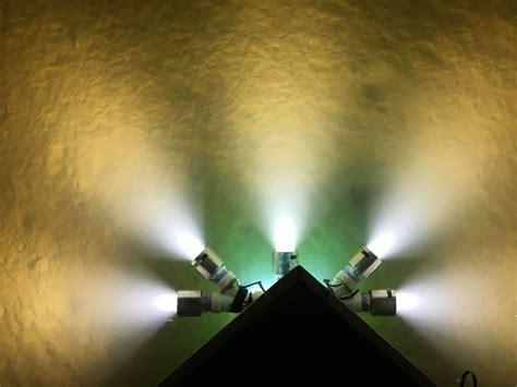 flounder gigging lights led gigging light flounderpro 2850 3ow cob