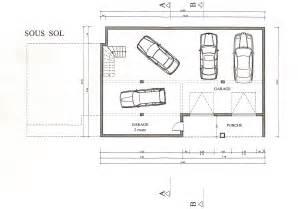 Garage Workshop Building Plans