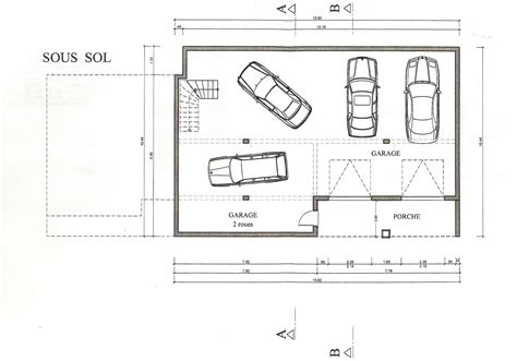 garage floor plan exceptional building plans for garage 3 garage with
