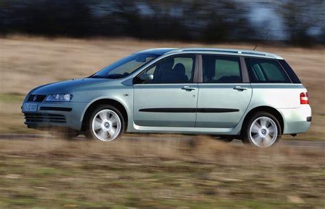 Fiat Stilo Multiwagon (2003  2007) Driving & Performance