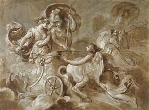 Paintings - Hera, Athena and Iris - Full Screen