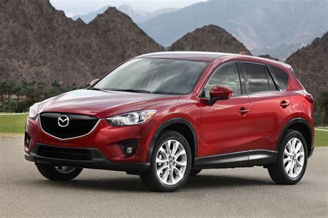 El Mazda Cx5 Hace Acto De Presencia En Los Angeles