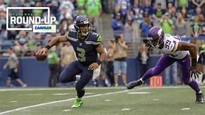 Friday Round-Up: Seahawks at Vikings Preseason Game Previews