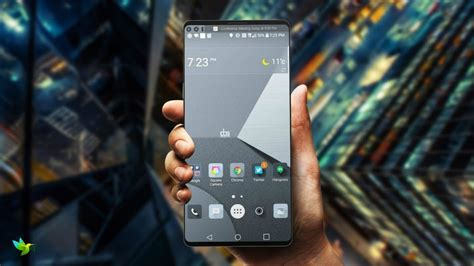 lg v30 introduction 6gb ram 128 gb rom android 8 0 5 8 inch hd plus screen
