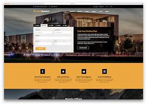 21 Top Html5 Hotel Booking Website Templates 2019