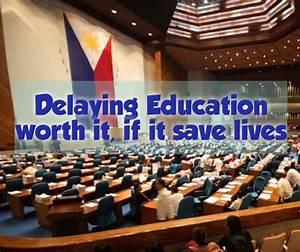 House Of Representatives  Delaying Kids U2019 Education Worth
