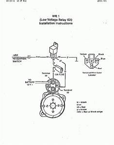 Starter Solenoid Wiring Diagram Ford