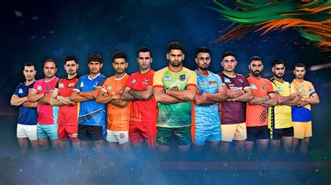 Pro Kabaddi League 2018  Schedule, Teams, Start Date