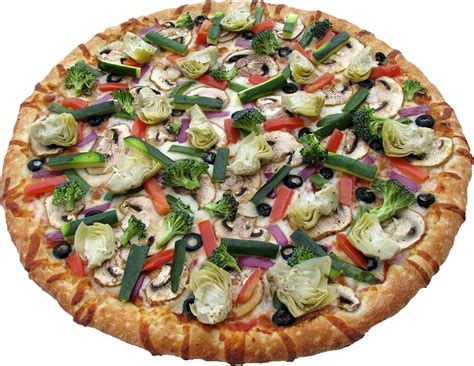 pizza garden gardener s pizza recipe dishmaps