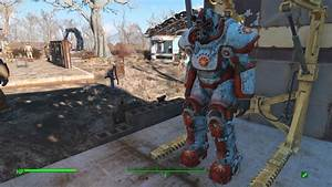 Fallout 4 Contraptions Get Two New Power Armor Paint Jobs