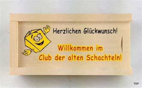 geldkiste club der alten schachteln zum geburtstag ab