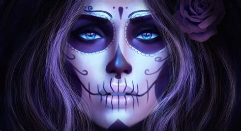 Ideas Para Maquillarse Como La Catrina O Calavera Mexicana