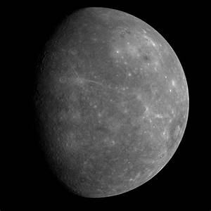 NASA - Messenger's First Look at Mercury's Previously ...