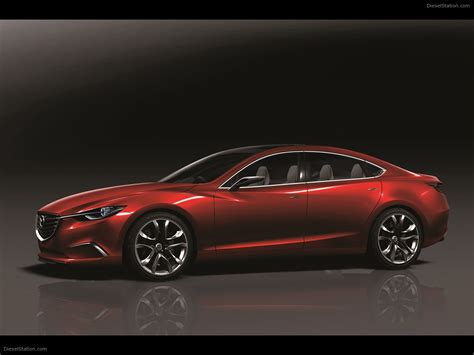2011 Mazda Takeri Concept 2 Wallpapers