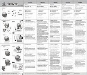 Iscg-200 Manuals