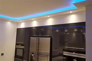 LED Stuckleisten WDKL 200C PR Fr Indirekte Beleuchtung