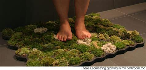 moss shower mat for sale a bath mat made of moss mgpcpastor s blog