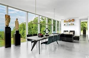 Contemporary, Interior, Design, 13, Striking, And, Sleek, Rooms, Photos