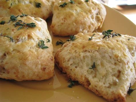 Thyme Country Style Biscuits Recipe (dairyfree