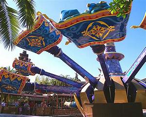 Magic Carpets of Aladdin is very similar to Dumbo but ...