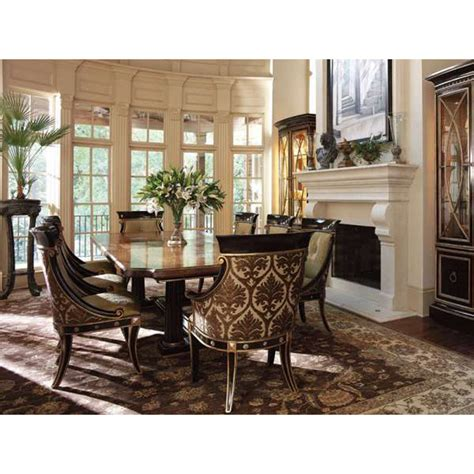 marge carson bh22 borghese dining room discount furniture