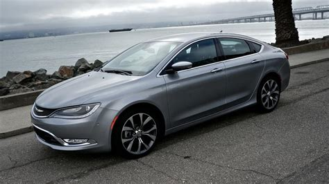 200 Chrysler 2015 Review by 2015 Chrysler 200 Review Roadshow