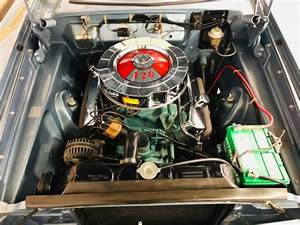 Plymouth Belvedere Blue With 18 122 Miles  For Sale  For