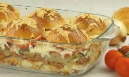 Schnelles Abendessen Für Gäste : tomate mozzarella auflauf video ~ Markanthonyermac.com Haus und Dekorationen