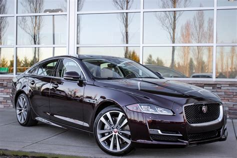 New 2018 Jaguar Xj Xj Rsport 4dr Car In Lynnwood #59835