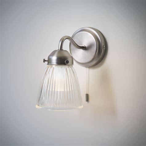 buy garden trading pimlico bathroom wall light amara