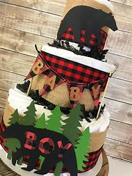 Best Lumberjack Baby Shower Ideas And Images On Bing Find What