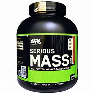 Vegetarian On Mass Protein Powder For Weight Gainer  Rs 3900   Piece