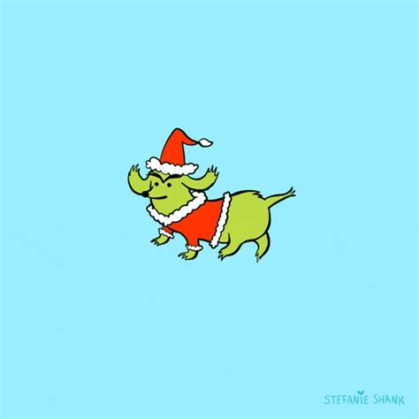 Aesthetic Wallpaper Grinch by Merry Animation Gif By Stefanie Shank Find