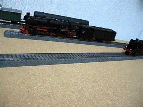 maerklin 33081 drg 85 mit rauchsatz 7226 youtube