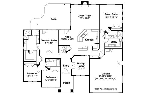 high resolution prairie style home plans 2 prairie style 29 harmonious prairie style floor plans home building