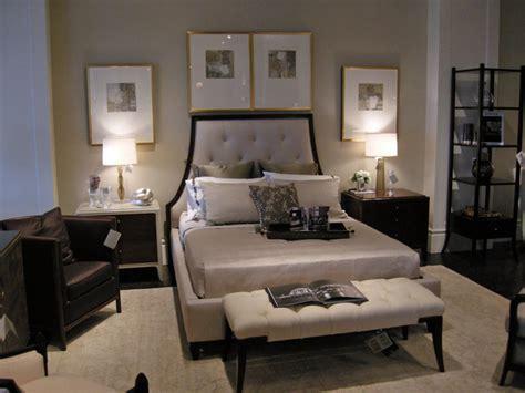 Barbara Barrybaker Furniture Line  Modern Bedroom