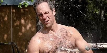 Rowe Mike Male Hair Dirty Bear Muscle