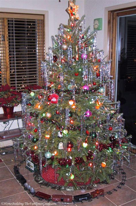 vintage christmas tree ornaments for fun and nostalgia