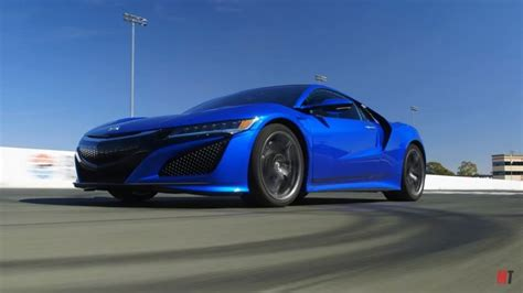 acura nsx latest news reviews specifications prices