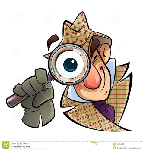 foto de Image result for detective loupe clipart Plan marketing