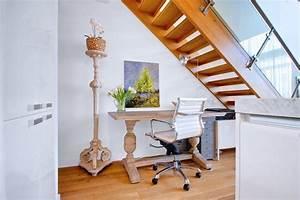 Bureau Sous Escalier : am nagement sous escalier id es pour utiliser au mieux l ~ Farleysfitness.com Idées de Décoration