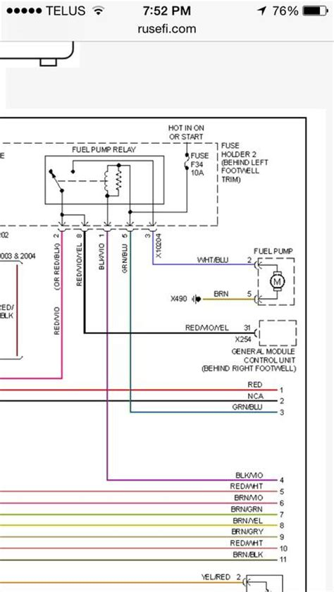 Mini Cooper Wiring Diagram 2009 by 2002 Cooper Not Starting Fuel Relay