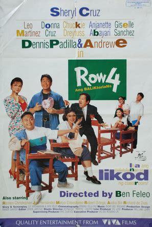 Watch Row 4: Baliktorians 1993 Full Movie - Pinoy Movies Hub