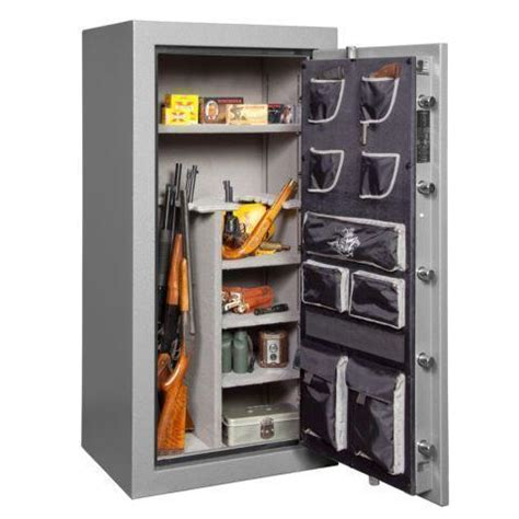 Bedside Gun Safe South Africa by Winchester Gun Safe 24 Gun Capacity 549 99 Black