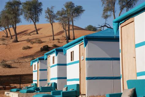 chalets in ras al khaimah alma retreat a desert wellness resort in the uae