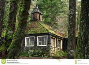 log cabin floor plans with prices mossy country cottage in the woods royalty free