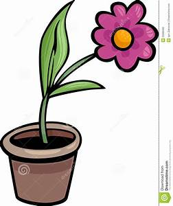 Flower Potted Plant Clipart - Clipart Suggest