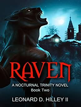Amazon.com: Raven: A Nocturnal Trinity Novel (Nocturnal